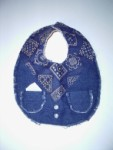 Bib - Denim / Blue
